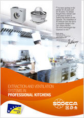 EXTRACTION AND VENTILATION SYSTEMS IN PROFESSIONAL KITCHENS